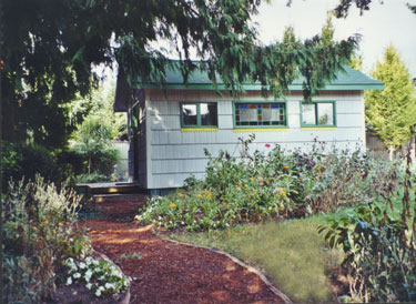 [The OutBack Inn Bed and Breakfast - Seattle, WA]